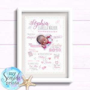 New Baby Prints